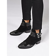 Bronx Buckle Ankle Boot
