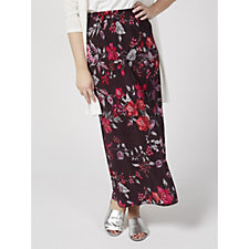 Kim & Co Floral Pleated Bouder 1