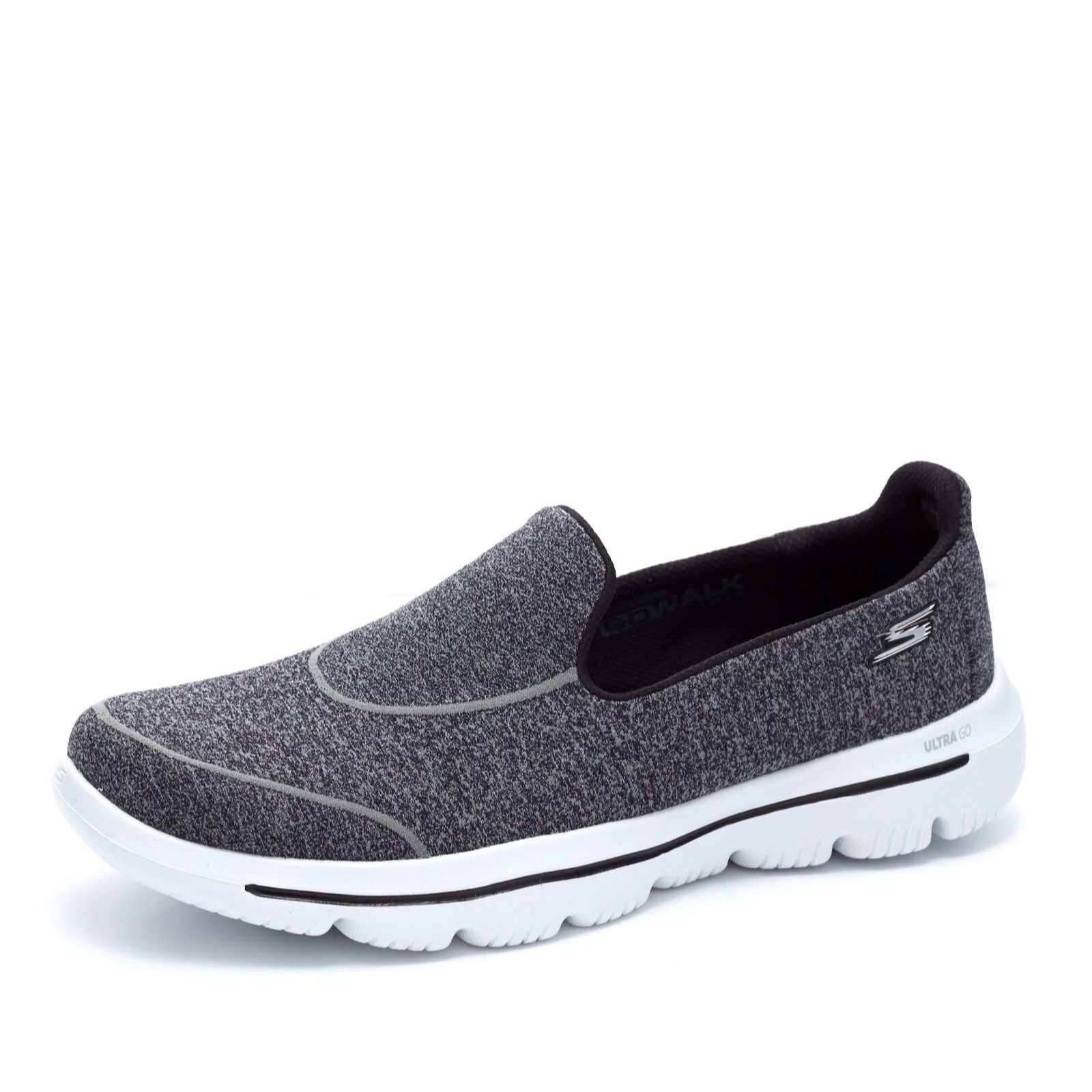 1e0264f059e5d Skechers GOwalk Evolution Ultra Dedicate Slip On Shoe - QVC UK
