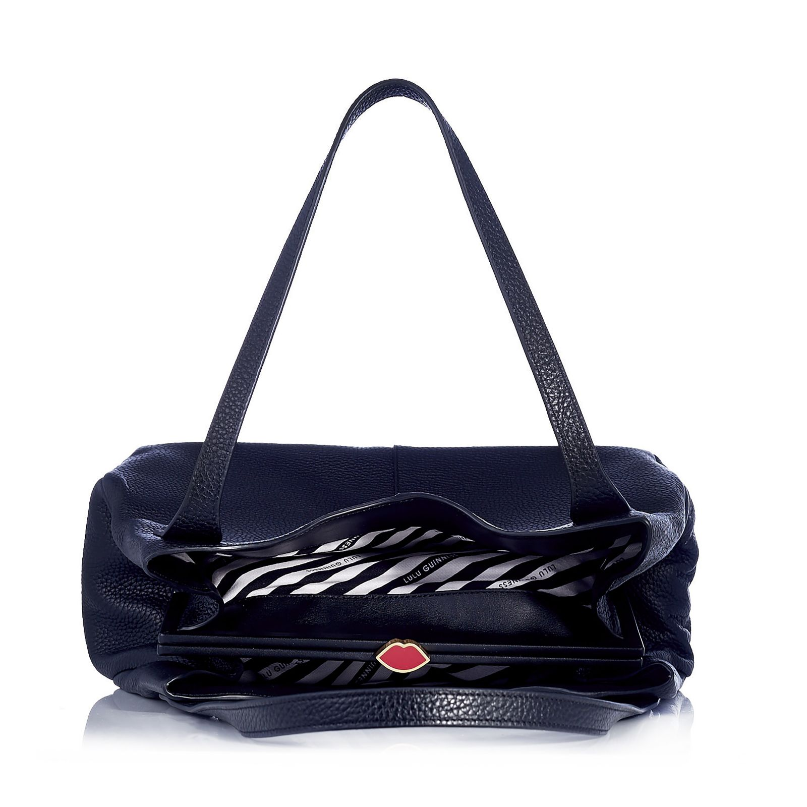 Molton Brown Bath And Shower Lulu Guinness Jackie Leather Shoulder Bag Qvc Uk