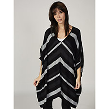 Join Clothes Graphic Bold Stripe Jumper