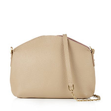 Lulu Guinness Cleo Peek A Boo Lip Crossbody Bag