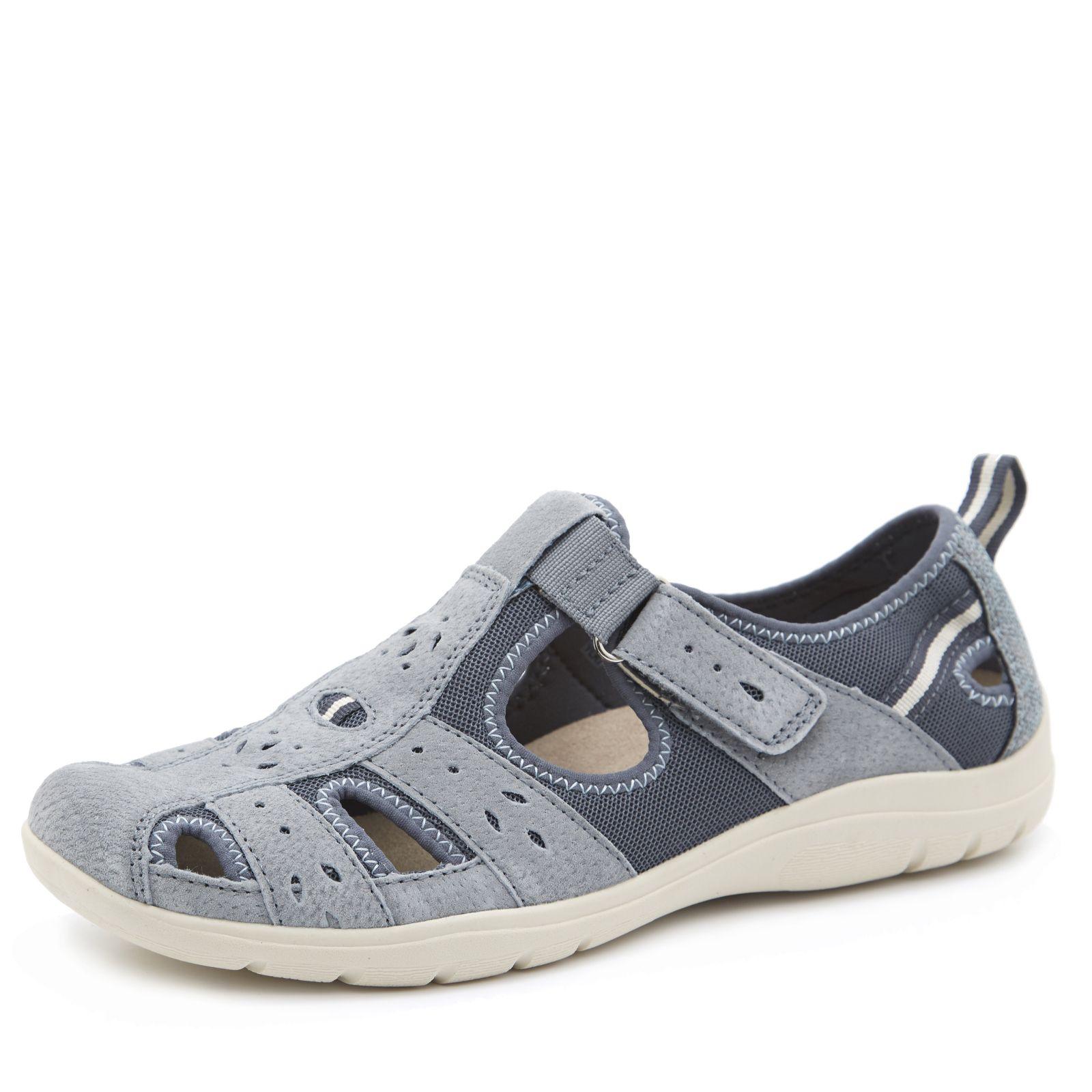 fd01e70823c7 Earth Spirit Cleveland Sporty Casual Shoe - QVC UK