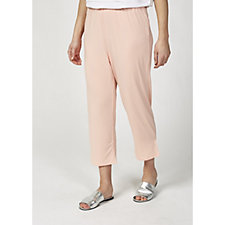 Jersey Pull On Trousers by Michele Hope