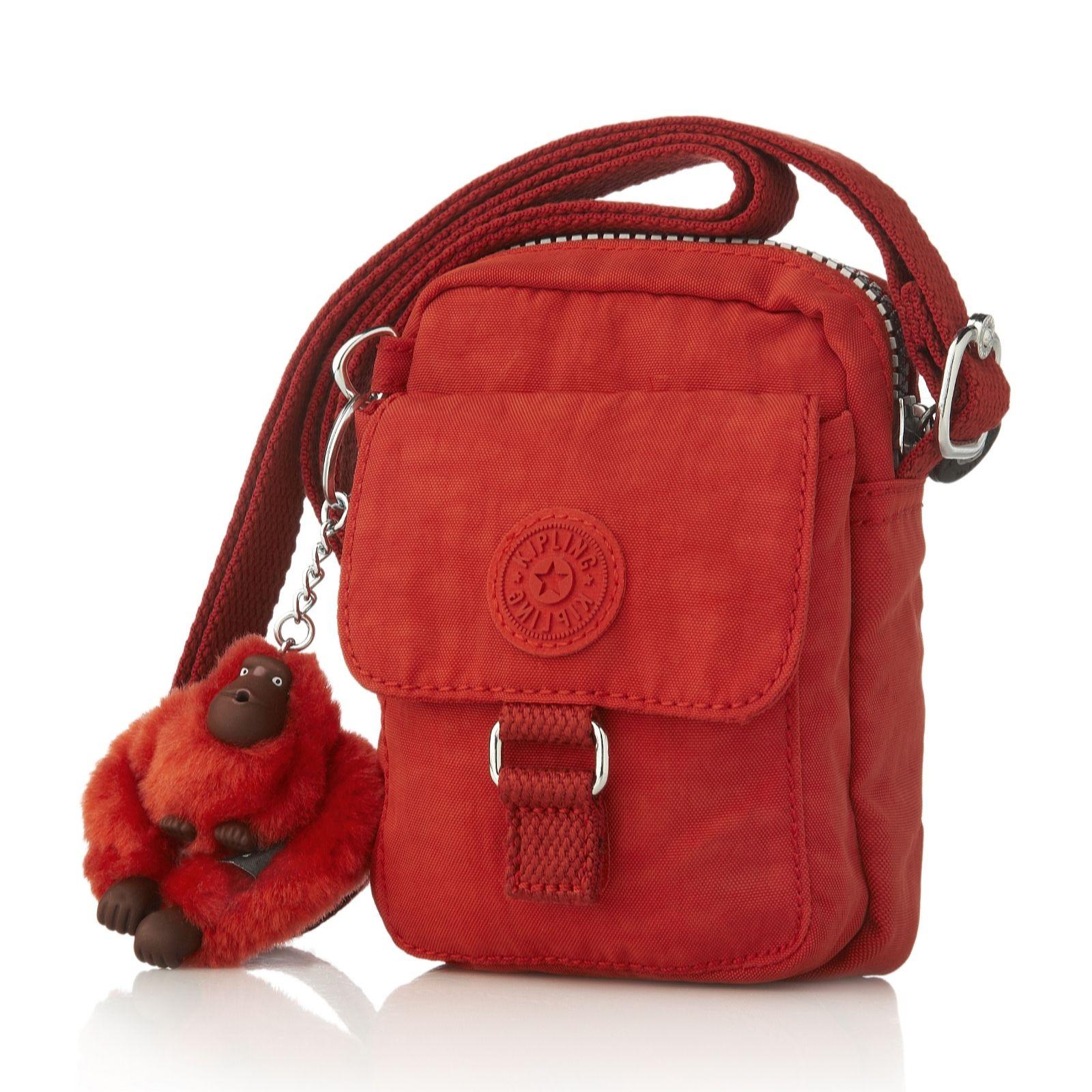 b01366e57 Kipling Teddy Kids Shoulder Bag with Flapover - Page 1 - QVC UK