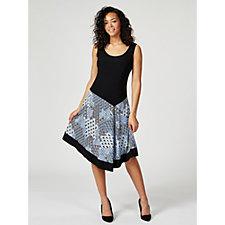 Coco Bianco Sleeveless Dress