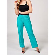Antthony Designs Pull On Trousers with Elasticated Waist