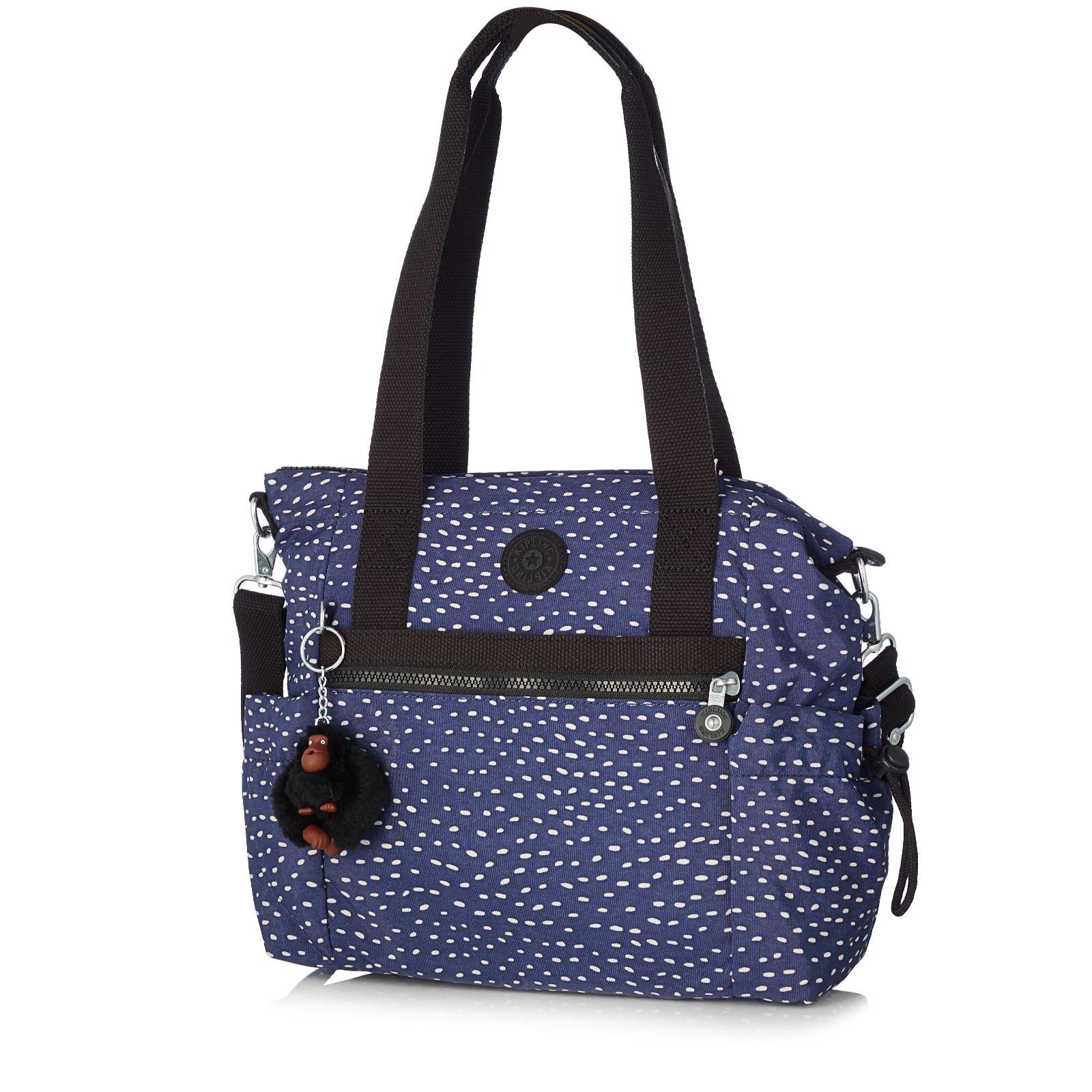 c7e95efea7b Kipling Elzzar Large Shoulder Bag - QVC UK