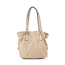 Tignanello Phoenix Smooth Leather Shopper Bag & RFID Protection