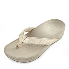 Outlet Vionic Orthotic Pacific Kehoe Wedge Sandal