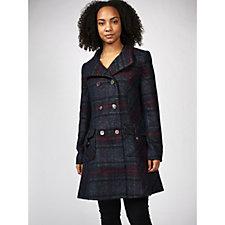 Joe Browns Highland Check Coat