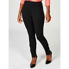Women with Control Ruched Side Trousers