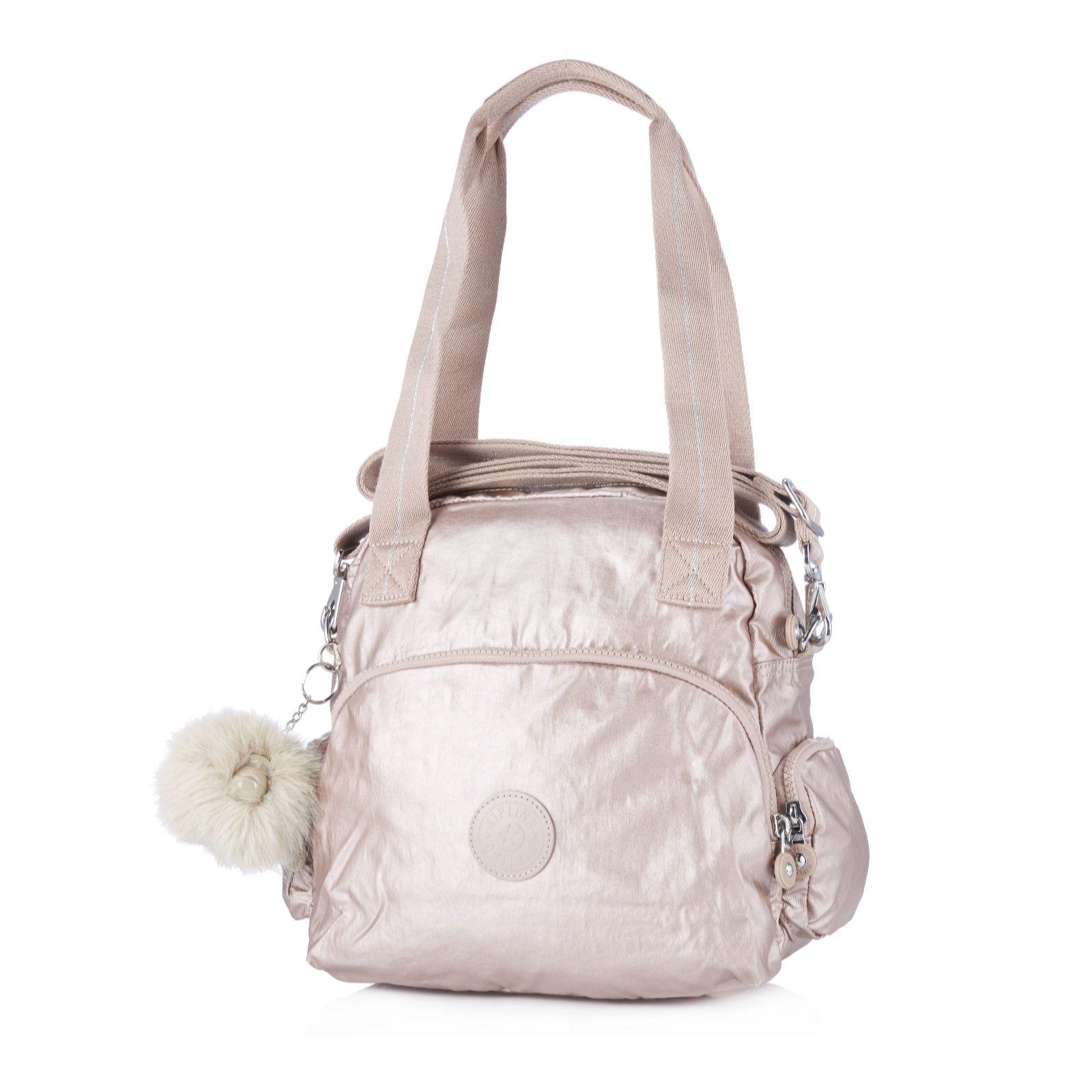 a1c92815b41 Kipling Enelon Premium Shoulder Bag - QVC UK