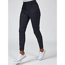 Denim & Co. Classic Waist Stretch Skinny Jeans Regular