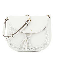 Tignanello Lillie Pebble Leather Crossbody Bag & RFID protection