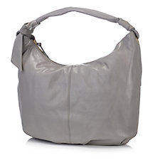 Tignanello Soft Knot Large Leather Hobo Bag & RFID Protection
