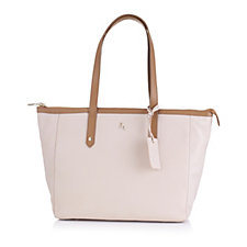 Ashwood Medium Leather Shopper Bag