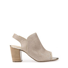 Geox Eudora Sling Back Heeled Shoe