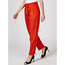 Phase Eight Pipa Soft Ankle Length Trousers