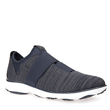 Geox Men's Nebula Knitted Slip On Trainers