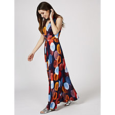 Phase Eight Josefina Multi Coloured Spot Maxi Dress