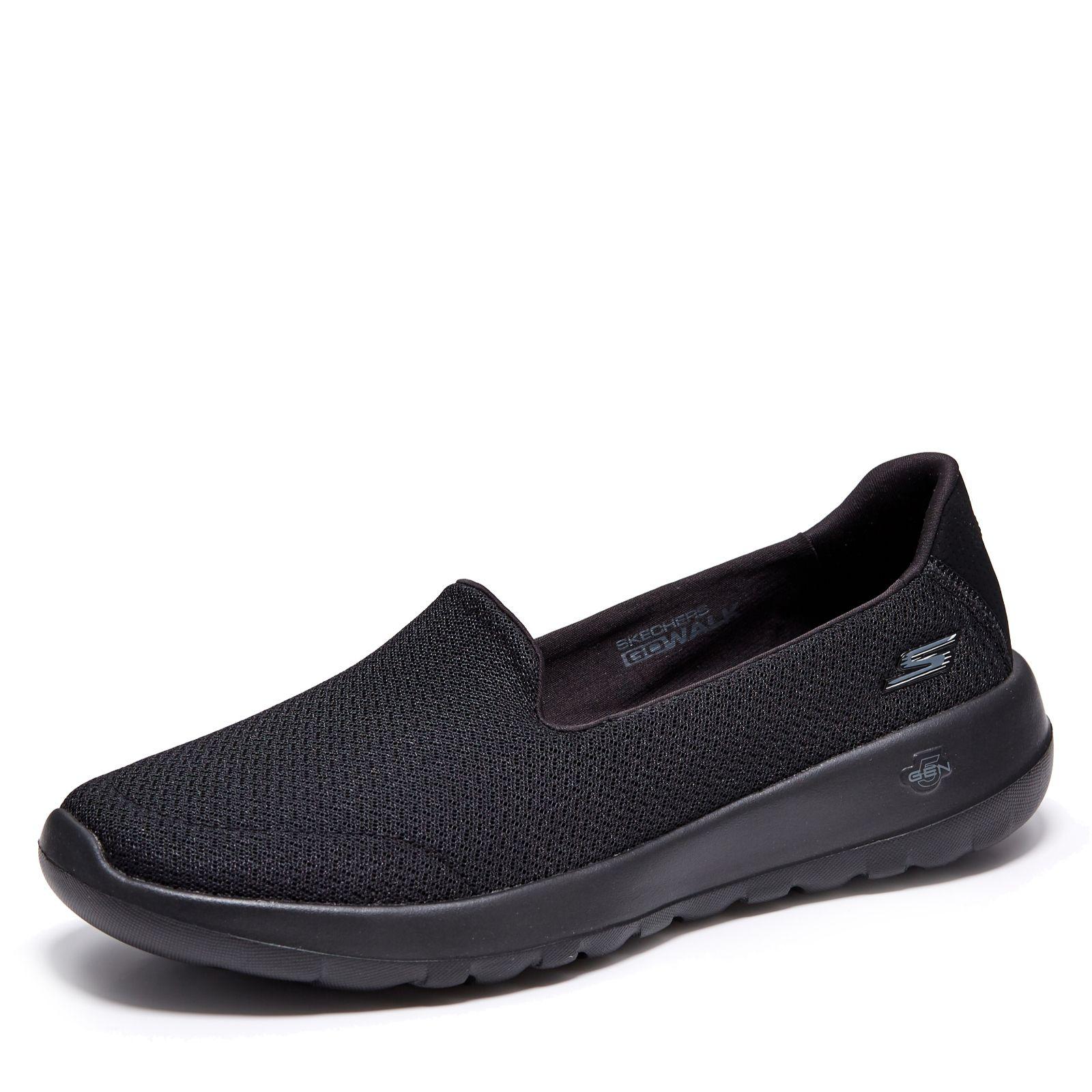 ed62299ce70 Skechers GOwalk Joy Slip On Shoe with GOGA MAX Insole - QVC UK