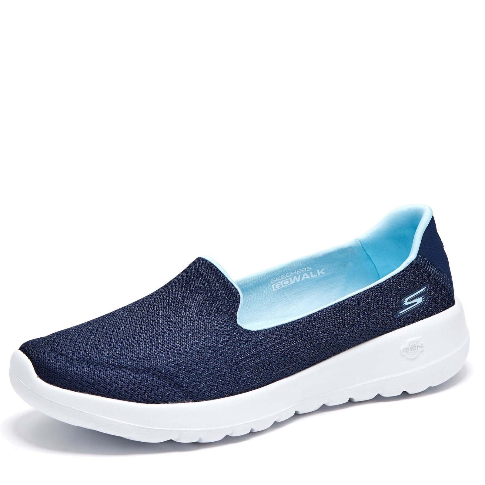 7cf9a3a6330 Skechers GOwalk Joy Slip On Shoe with GOGA MAX Insole - QVC UK