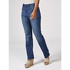 MarlaWynne Denim Baby Bootcut Jeans