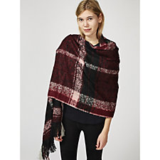 Pia Rossini Chunky Knit Scarf