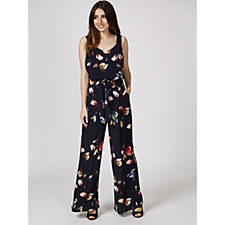 Phase Eight Berdina Floral Double Layered Jumpsuit