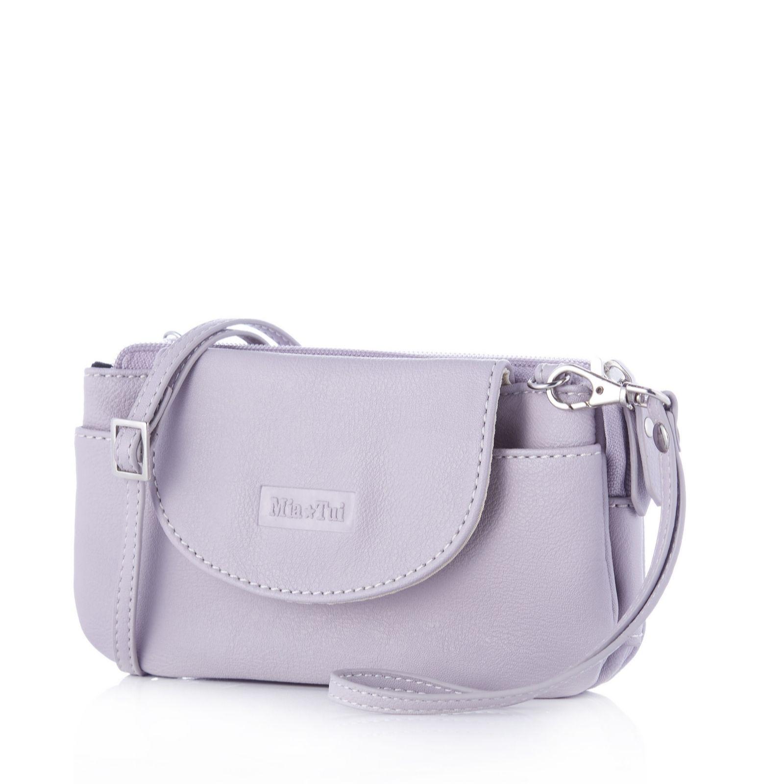 d699398a4f5e Mia Tui Molly Small Crossbody Bag - QVC UK