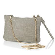Peter Kaiser Saldina Zip Top Clutch Bag