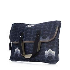 Orla Kiely Buttercup Stem Foldover Tote Bag