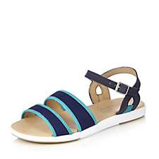 Emu Coris Leather Ankle Strap Sandal