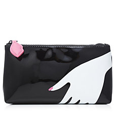 Lulu Guinness The Hug Large T-Seam Pouch