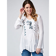 Joe Browns Embroidered First Love Blouse