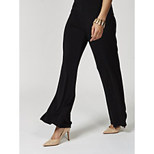 MarlaWynne Lux Crepe Basic Pull On Trousers