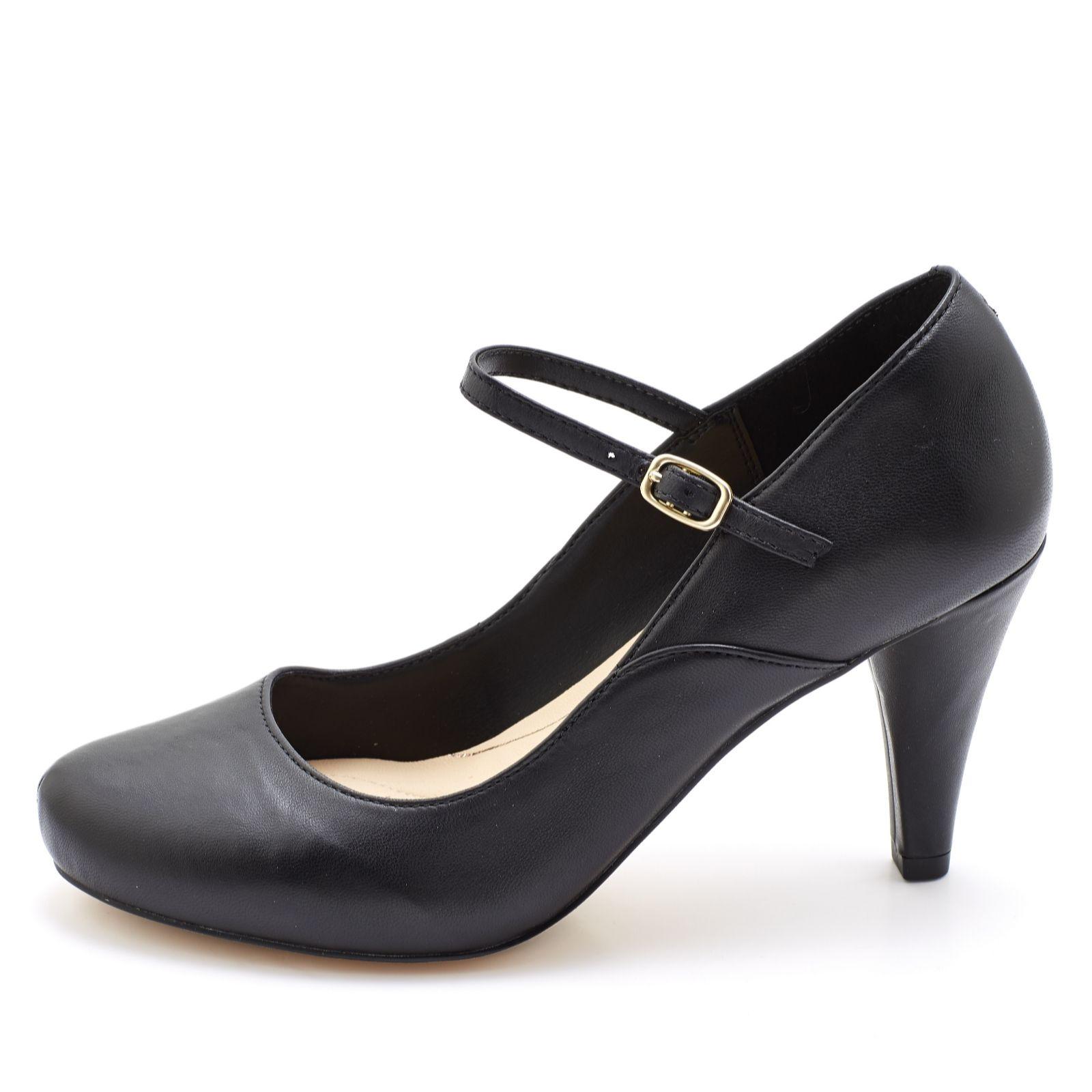 1094631d0be662 Clarks Dalia Lily Court Shoe Standard Fit - QVC UK