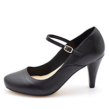 Clarks Dalia Lily Court Shoe Standard Fit