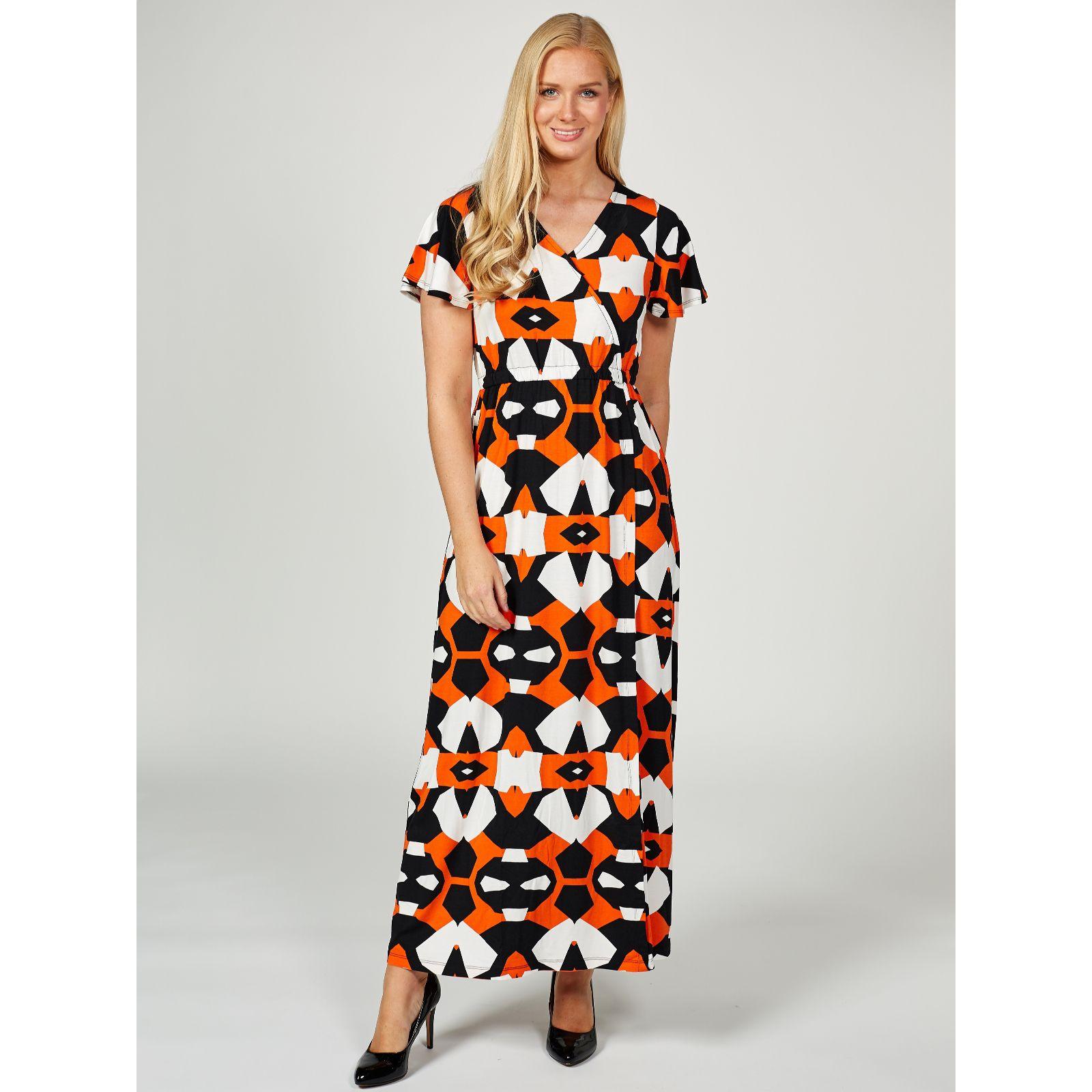 eb64fb3ab97b Joe Browns Flawless Jersey Maxi Dress - QVC UK