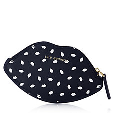 Lulu Guinness Bella Lip Leather Coin Purse