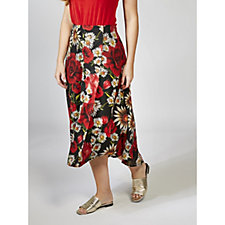 Butler & Wilson Floral Skirt