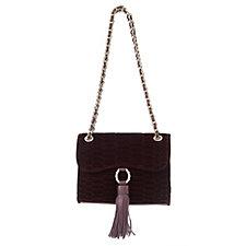 Aimee Kestenberg Medina II Velvet Shoulder Bag