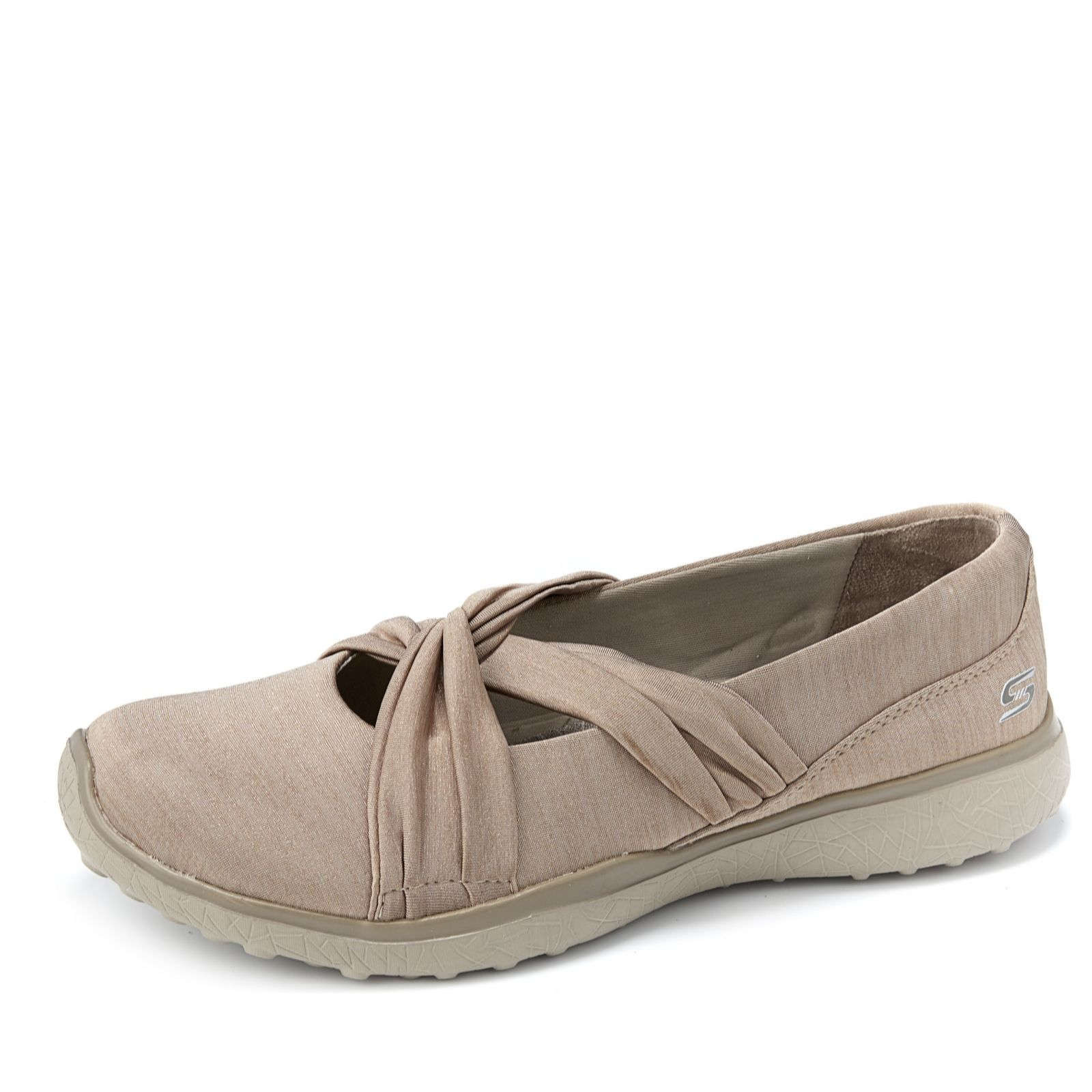 footwear special section how to buy Skechers Jersey Knot Mary Jane - QVC UK