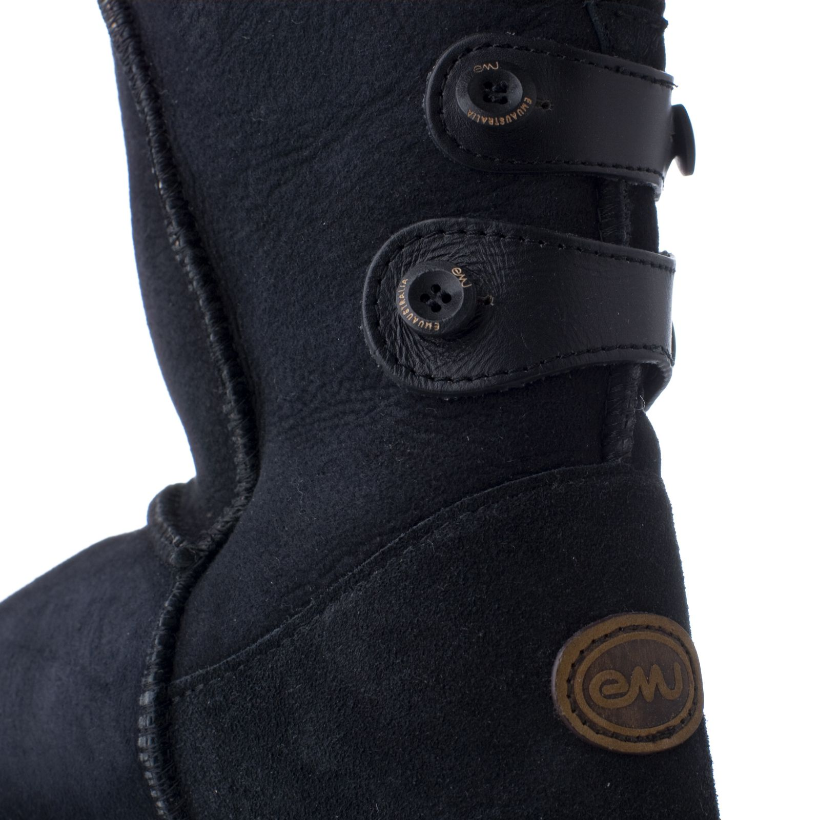 huge selection of 1d0dd e956f EMU Australia Ladies Alba Water Resistant Sheepskin Boot - QVC UK