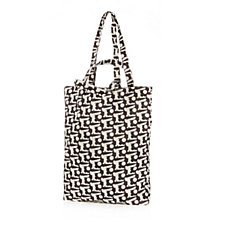 Orla Kiely Baby Bunny Packaway Tote Shopping Bag