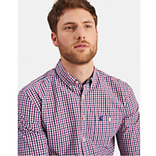 Joules Mens Hewney Classic Fit Check Shirt