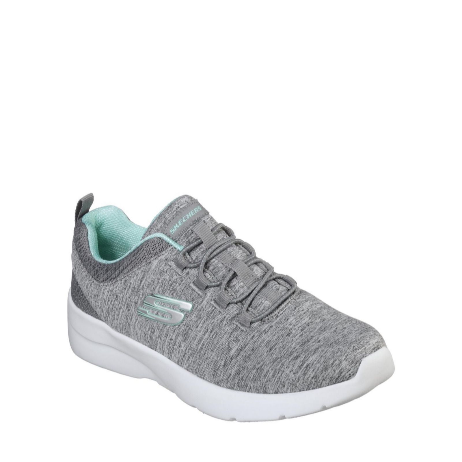 78f7a2877396 Skechers Dynamite Bungee Mesh Slip On Trainer - QVC UK