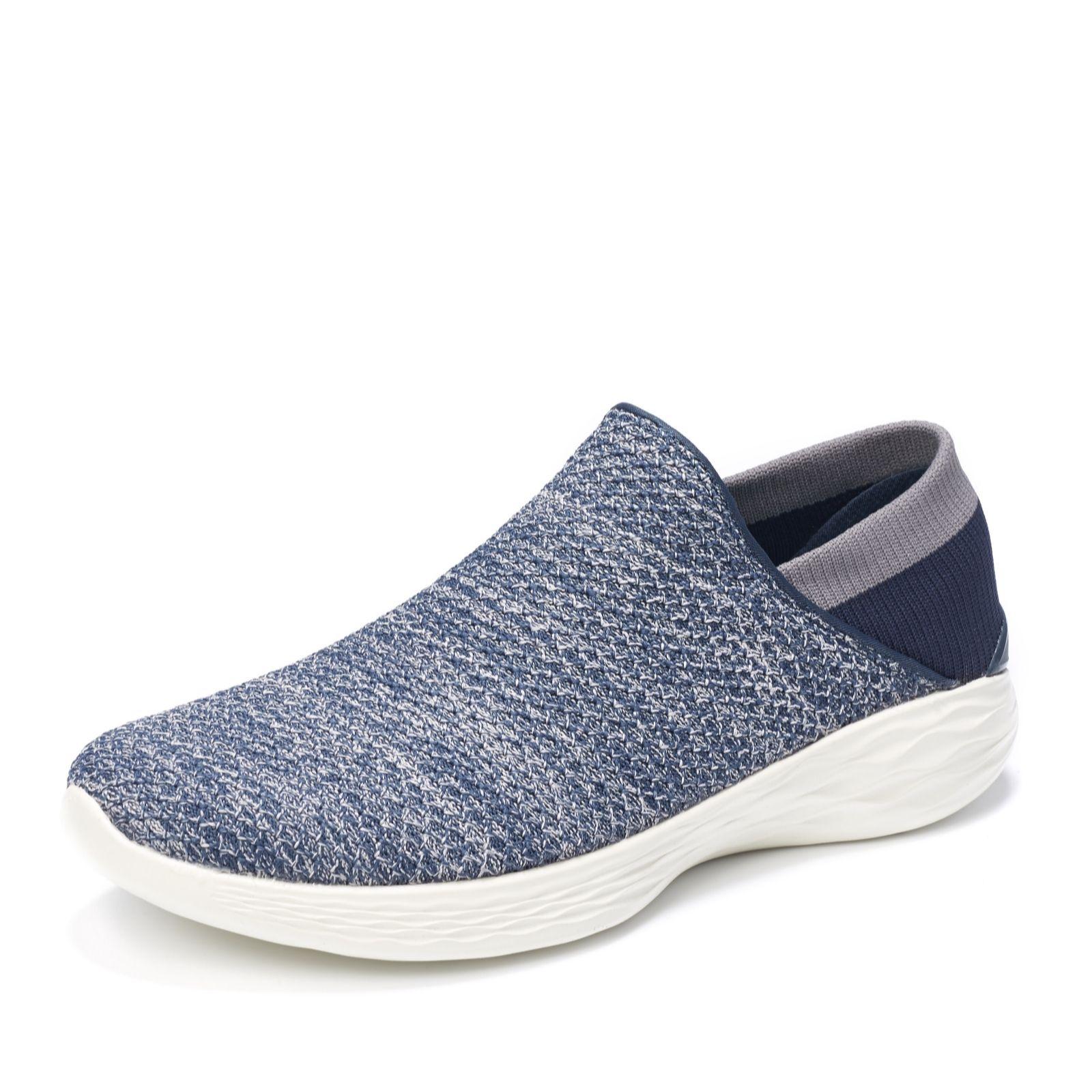 69d17c957230 Skechers YOU Gore Slip On Shoe - QVC UK