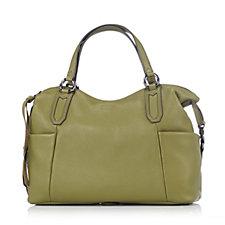 Aimee Kestenberg Jayden Leather Convertible Shoulder Bag